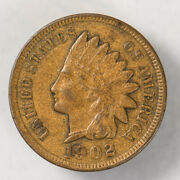 1902 1c Indian Head Small Cent, Au Detail Lotn633