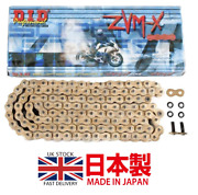 Did Super Heavy Duty X-ring Gold Motorcycle Drive Chain 530 Zvmx 112 L Links