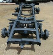 1958 Austin Gypsy Rustfree Chassis-differential -suspension-brakes-axles-clean