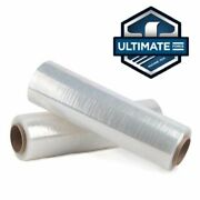 30 X 8000and039 Stretch Wrap 55 Gauge Ultimate Force Machine Film Pallet Of 20 Roll