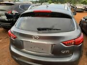 Trunk/hatch/tailgate With Surround View Fits 14-17 Infiniti Qx70 357886