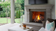 Majestic Courtyard Outdoor Gas Fireplace 42 Odcoug-42 Free Shipping Traditional