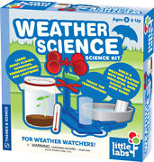 Thames And Kosmos Little Labs Weather Science Experiment Kit