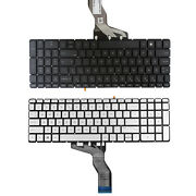 Laptop Us Keyboard Backlit For Hp 15t-bc000 Cto 15-bc010nr 15-bc020nr 15-bc018ca