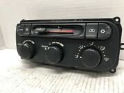 2001-2007 Dodge Caravan Town And Country Heater Control Unit