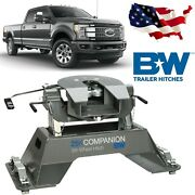 Bandw Trailer Hitches Rvk3305 Companion 5th Wheel Rv Hitch For 2012-2019 Ford Ome