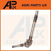Rh Steering Spindle Stub Axle King Pin For Ford 2000 2600 3000 3600 4100 Tractor