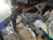 Harley Davidson Aermacchi 125 Rapido Ml Main Frame No Title Bill Of Sale Only