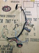 86 Force 50hp Outboard Engine Wire Harness