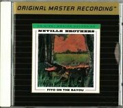Fiyo On The Bayou By Neville Brothers, Bessie Smith Cd, May-1994, Mobile...