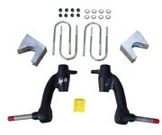 Jakeand039s Ezgo Rxv Electric 6 Golf Cart Spindle Lift Kit Fits 2014 And Up
