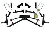 Jake's Club Car Ds Golf Cart 4 Double A-arm Lift Kit Fits 2004 And Up