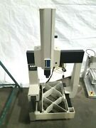 Brown And Sharpe Microval Cmm Missing Reflex Control Panel