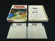 The Computer Edition Of Risk 5.25 Disk Ibm Pc/tandy 1000