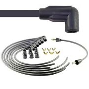 Silicone Spark Plug Wire Set For Chris-craft Hercules 6-cyl Marine Engines