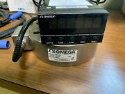 Omega High Performance Strain Gauge Meter W/ Stainless Steel Load Cell