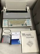 Vintage Royal Signet 45 Typewriter Electronic Memory Fixer Upper/use For Parts