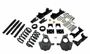 Belltech 04-06 Silverado Crew Cab 5/7 Drop W/nd2 Shocks Lowering Kit 676nd