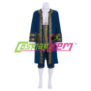 Colonial Victorian Menand039s Outfit Cosplay Costume 18th Menand039s Rococo Court Suit