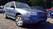 Engine Assembly Subaru Forester 08