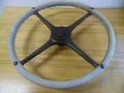 1930and039s Gmc Coa Cabover Wooden Steering Wheel