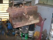 39 1939 Packard 6 Cyl Engine Block And Head