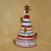 Anthropologie Sugar Cookie Measuring Cups Set Christmas Tree Holiday Sold Out