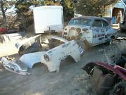 49 50 51 52 54 53 Chevy Belair 2 Dr No Motor Or Trans Fender Skirts