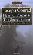 Heart Of Darkness And The Secret Sharer Signet Classics By Joseph Conrad 1997
