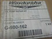 12 Cyl Waukesha Vhp Oil Pump Repair Kit For G-gsi-gl Engines New New Style