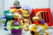 Extremely Rear Ubisoft Rayman Figures - French Mcdonald's Happy Meal's Rayman 2