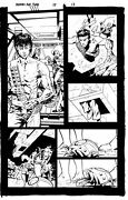Kirk Heroes For Hire 15 Pg 13 Sexy Black Cat And Colleen Wing + Shang Chi Paladin