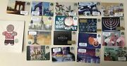 New Starbucks Gift Cards, Huge Lot Of 3000 Cards, Collectible, Just A Sampling