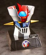 Mazinger Z 40th Anniversary Diecast Super Deluxe Model.[very Rare.limited].