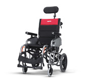 Karman Vip2 Adult Tilt In Space And Reclining Wheelchair Transport 16 Inch Seat