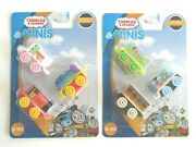 Thomas And Friends Minis Train Minature Toy Trains Kids Fun To Collect 2 Sets New