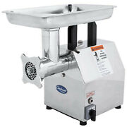 Commercial Meat Grinder / Food Chopper Chefmate Cc12 Only Slightly Used