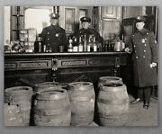 Prohibition Dark Times - Choose Unframed Poster Or Canvas - Makes A Great Gift