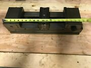 6 Cnc Vise Double-action Bench Clamp 2 Movable Jaws Milling Kurt Style