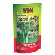 Hydrated Lime Corrects Soil Acidity And Helps Loosen Heavy Clay Soils - 2lbs