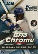 2019 Topps Chrome Prism Refractor You Pick Player