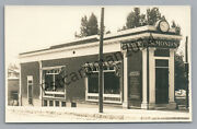 Simonds Bakery And Lunch Room Manchester New Hampshire Rppc Architecture Photo 10s