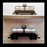 Southern Pacific Tank Train Car High Speed Metal Products N Scale - Display Only