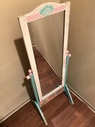 Vtg 1985 Cabbage Patch Kids American Toy And Furniture Appalachian Artwork Mirror