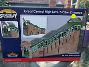 Bachmann Scenecraft Oo Great Central High Level Station Entrance Ref 44-119b