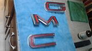 1967 1972 Chevy Truck Parts Grill Emblems Badges Trim Original Oem Vintage