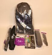 Altura Photo Accessory Bundle Backpack Monopod Filters Wrist Neck Strap Cleaning
