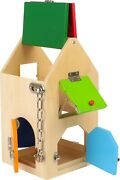 House Of Locks By Legler Small Foot Toys