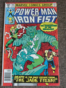Power Man And Iron Fist 66 78 84 2nd 3rd 4th Appearances Of Sabretooth X-men