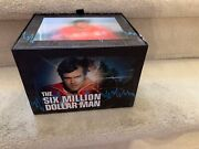 Time Life The Six Million Dollar Man The Complete Collect 2010 40 Discs Dvd